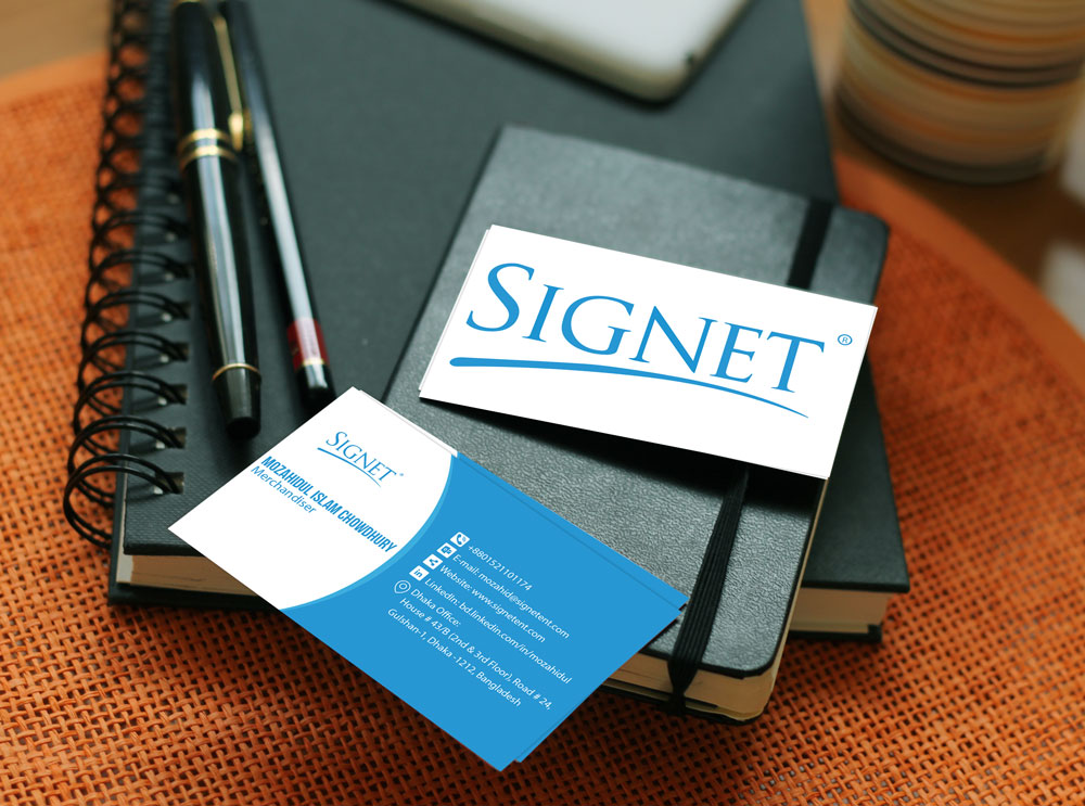 Nson Signet Business Card